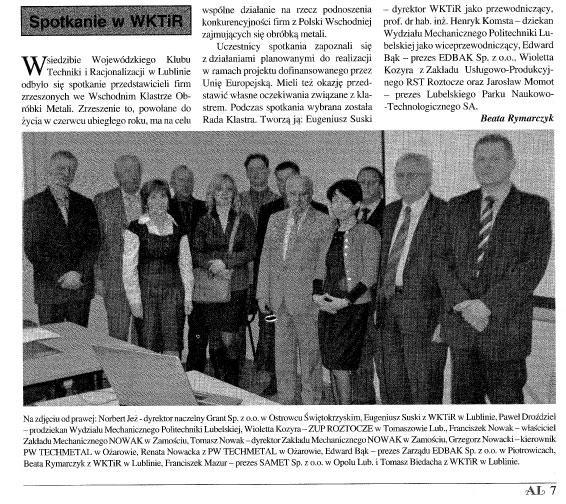 Kursy w Lublinie_www.wktir.pl
