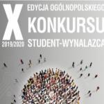 X Edycja Ogólnopolskiego Konkursu Student-Wynalazca