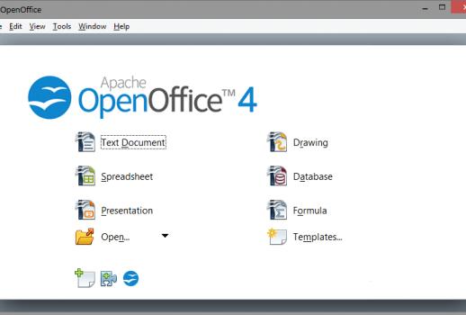 Obsługa bezpłatnego pakietu biurowego OpenOffice